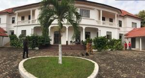 The Dormaa Palace